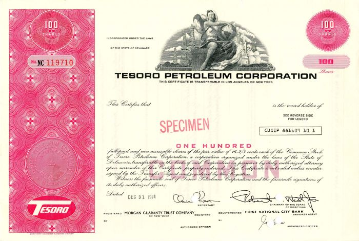 Tesoro Petroleum Corporation