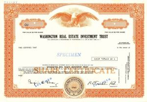 Washington Real Estate Investment Trust