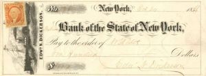 Bank of the State of New York - SOLD