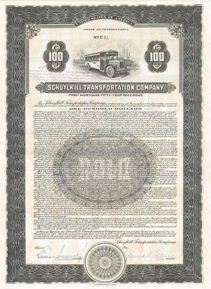 Schuylkill Transportation Co