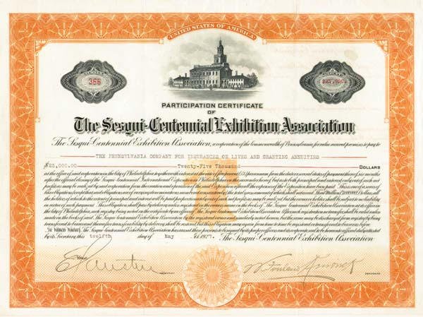 1926 Sesgui-Centennial Exhibition Association