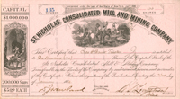 St. Nicholas Consolidated Mill and Mining Company