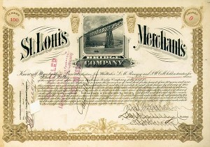 St Louis Merchants Bridge