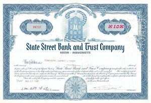 State Street Bank and Trust Co.