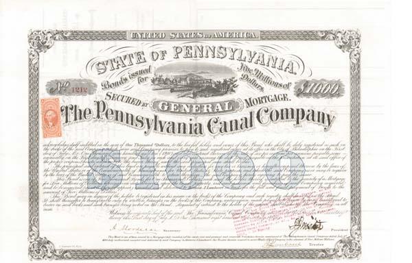 Pennsylvania Canal Co