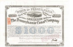 Pennsylvania Canal Co