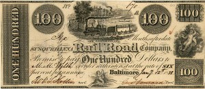 The Baltimore and Susquehanna Railroad Company