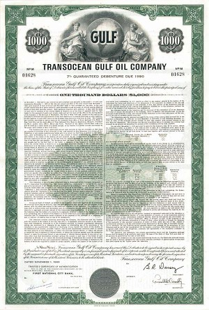 Transocean Gulf Oil Co