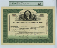 Tybo-Dominion Mines, Inc