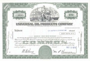 Universal Oil Products, Inc