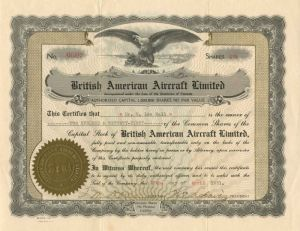 British American Aircraft Limited