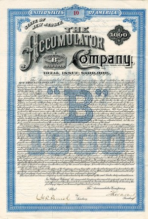 Accumulator Company