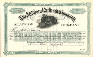Addison Railroad Company