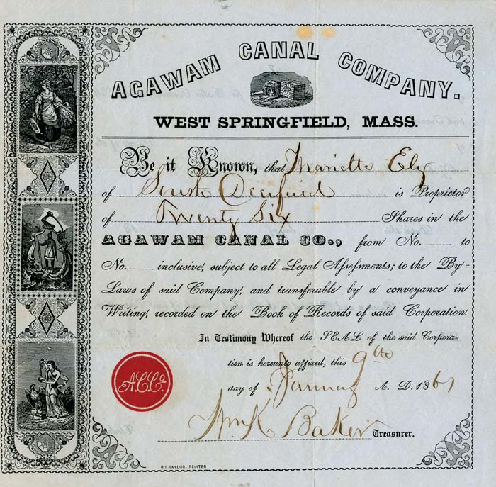 Agawam Canal Company