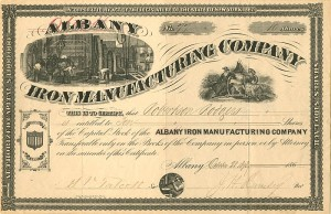 Albany Iron Manufacturing Company