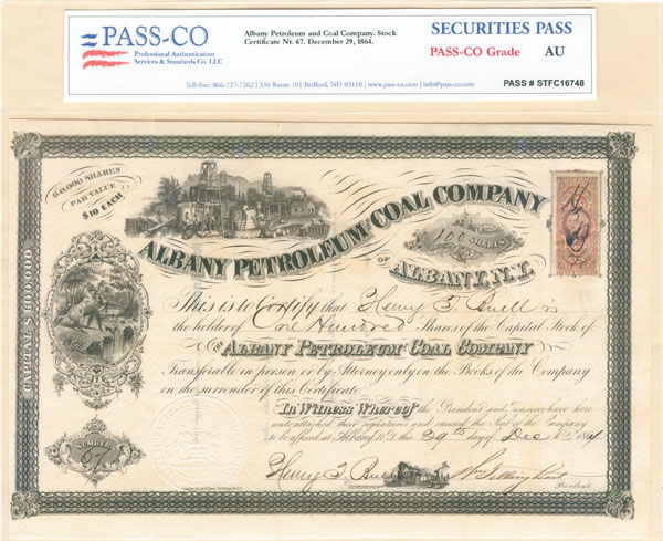 Albany Petroleum & Coal Company