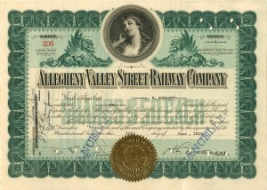 Allegheny Valley Street Railway Company