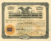 Allegheny Valley Brick Co.