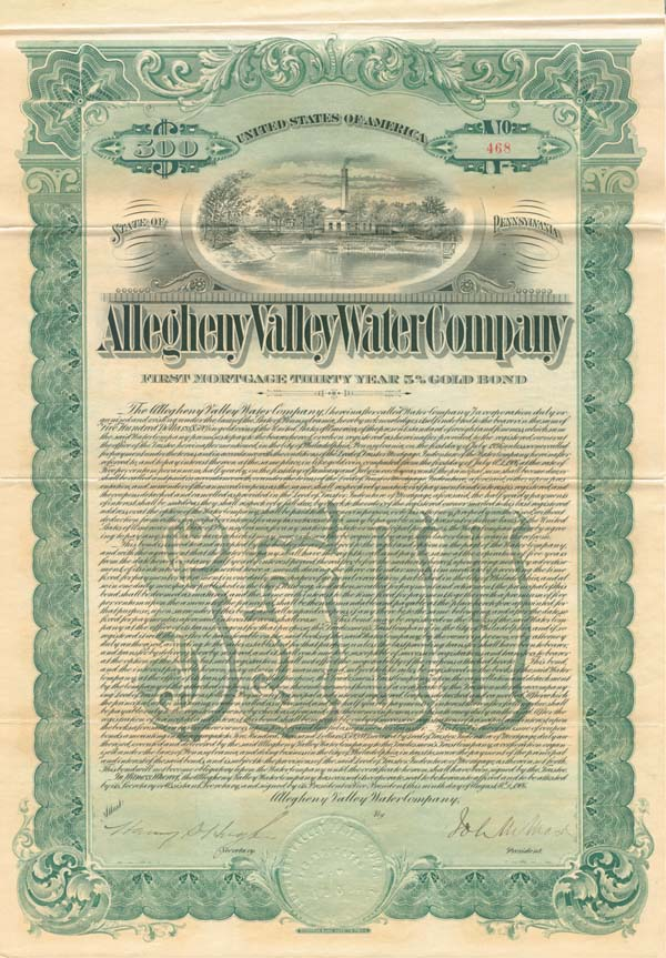 Allegheny Valley Water Company