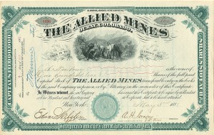 Allied Mines - SOLD