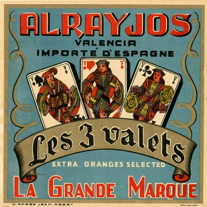 Fruit Crate Label - Alrayjos