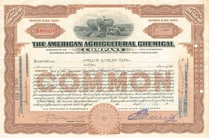American Agricultural Chemical Company