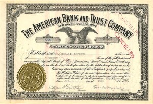 American Bank and Trust Company - SOLD