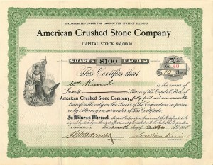 American Crushed Stone Company