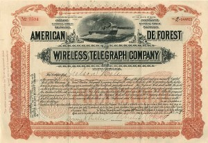 American DeForest Wireless Telegraph Company
