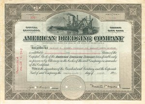 American Dredging Company