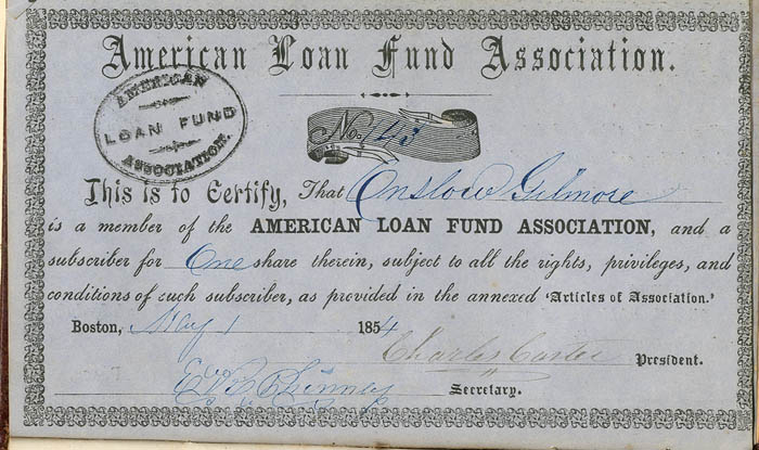 American Loan Fund Association