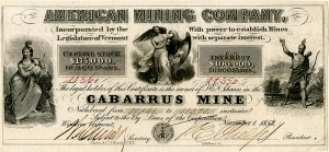 American Mining Company - SOLD