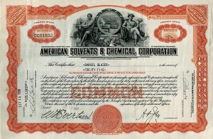 American Solvents & Chemical Corporation