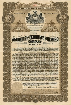 Ambridge-Economy Brewing Company