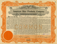 American Rice Products Company