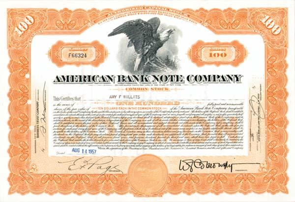 American Banknote Company