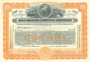 Anglo American Commercial Corporation