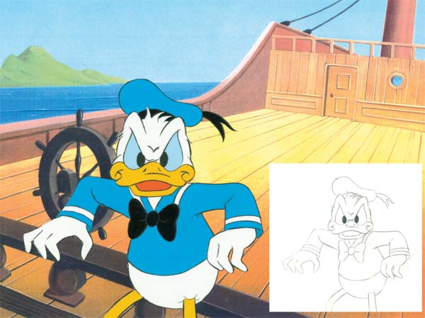Angry Donald Duck Drawings Angry Donald Duck