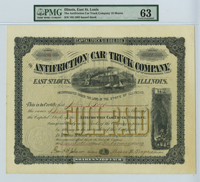 Antifriction Car Truck Co. - East St. Louis
