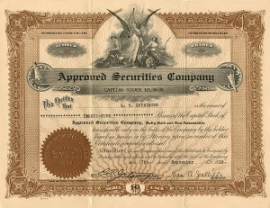 Approved Securities Company