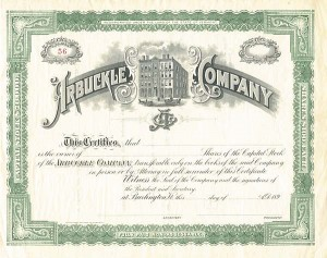 Arbuckle Company - SOLD