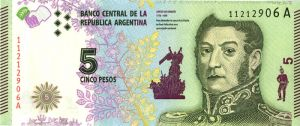 Argentina P-359 - Foreign Paper Money