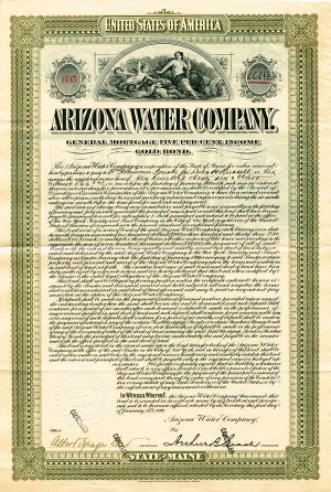 Arizona Water Co