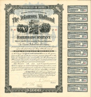 Arkansas Midland Railroad Company - SOLD