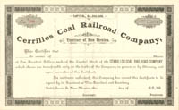 Cerrillos Coal Railroad Company, Territory of New Mexico