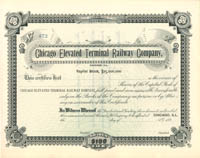 Chicago Elevated Terminal Railway Company