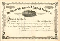 Kansas City, Emporia & Southern Railroad Co.