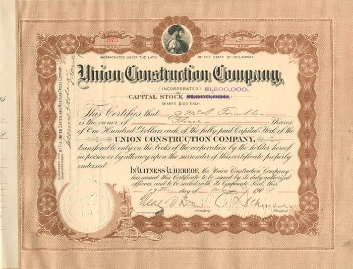 Union Construction Company