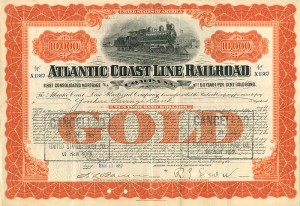 Atlantic Coast Line Railroad Company