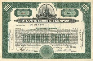 Atlantic Lobos Oil Company